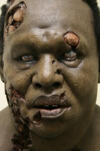 'Ebola Zombie'