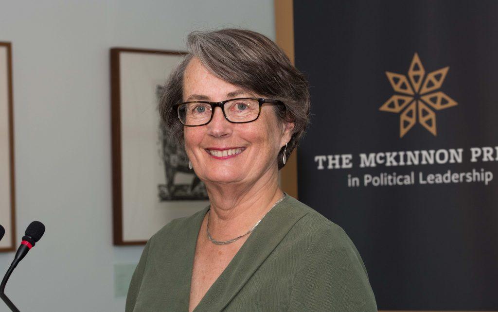 McKinnon Prize Launch - Judith Brett