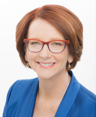 Hon Julia Gillard AC