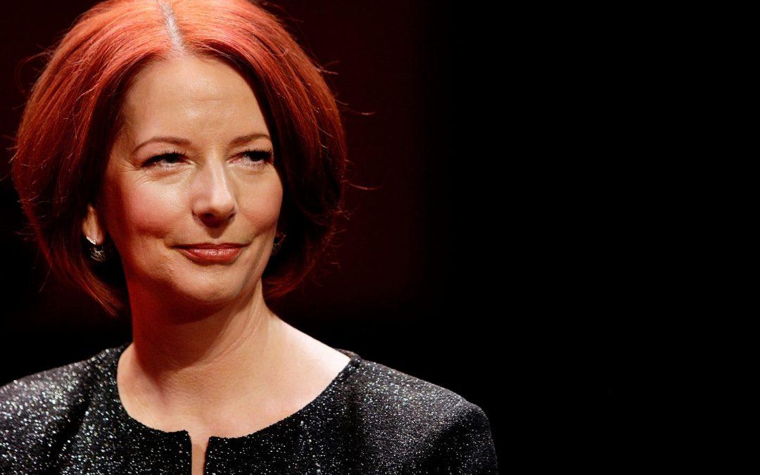 Julia Gillard: On women