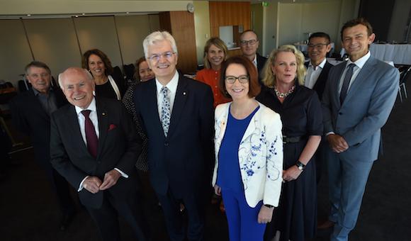 Dean Smith and Vonda Malone named inaugural McKinnon Prize winners