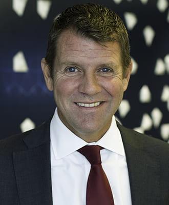 Hon Mike Baird