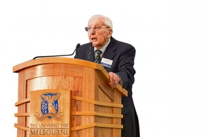 Professor Douglas Williamson RFD QC (LLB(Hons) 1955)