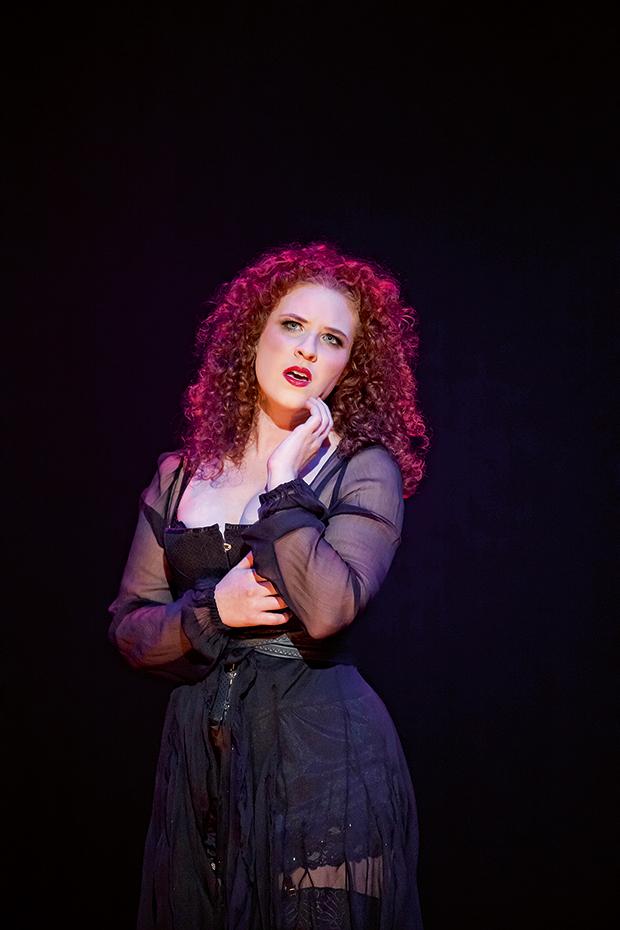Olivia Cranwell (BMusPerf 2010, BA 2011, MMusic (Opera Performance) 2013)