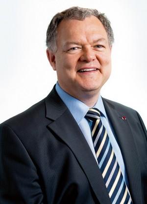Professor Ivan Mareels, Dean, Melbourne School of Engineering
