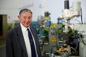 Professor Len Stevens AM