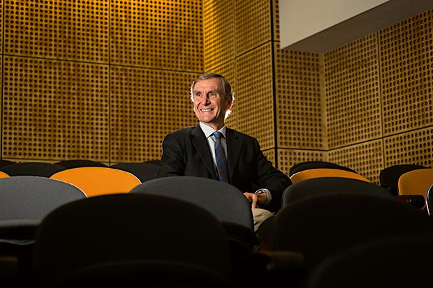 Professor Field Rickards, Dean, Melbourne Graduate School of Education.
