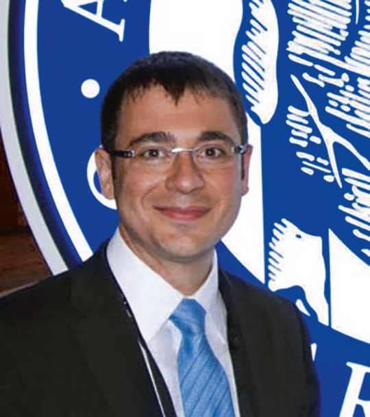 Associate Professor Peter Barlis (MB BS(Hons) 1997)