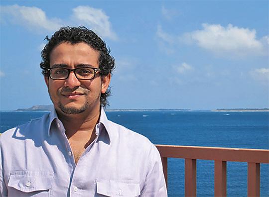 Ismail Fajrie Alatas (BA(Hons) 2005)