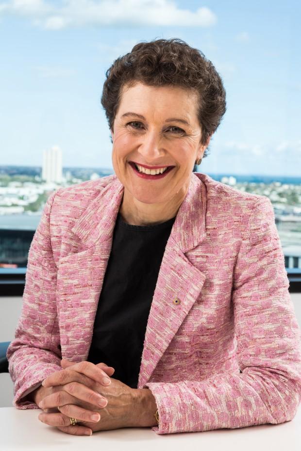 Susan Pascoe