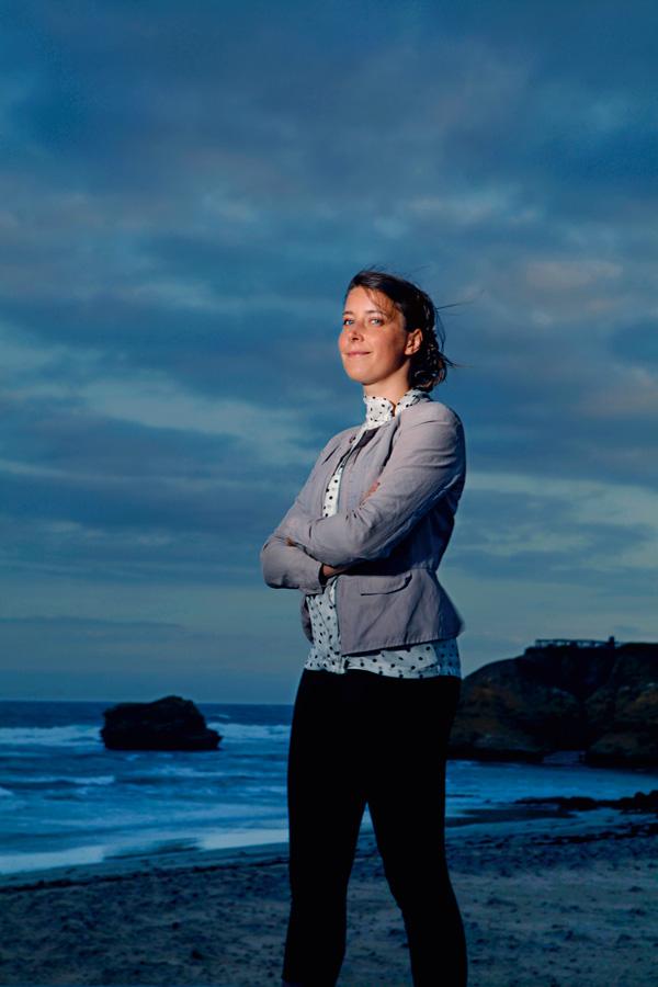 Dr Beth Jens. PICTURE: JULIAN KINGMA