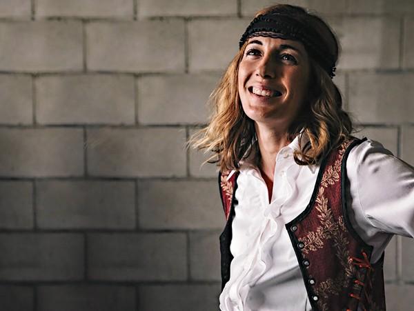 Leah Sanderson
