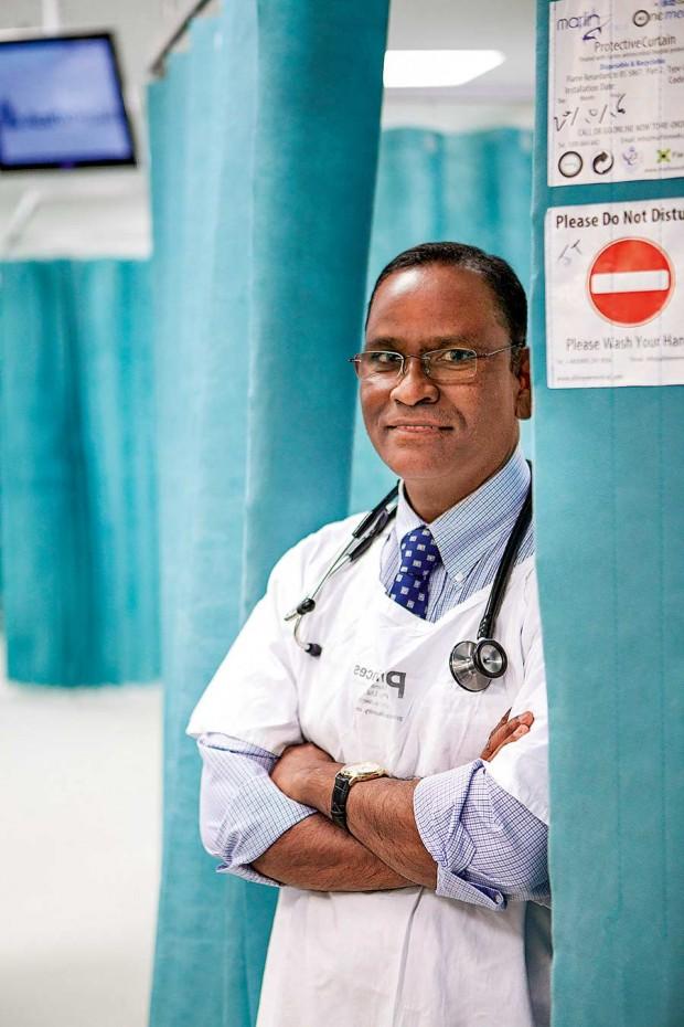 Dr Mani Rajee
