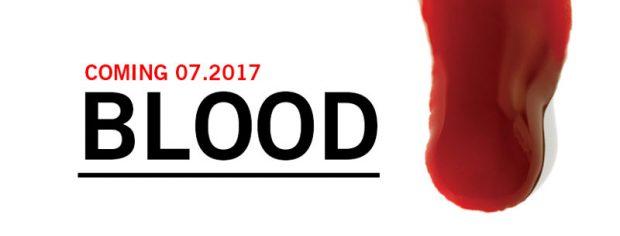 Blood exhibition