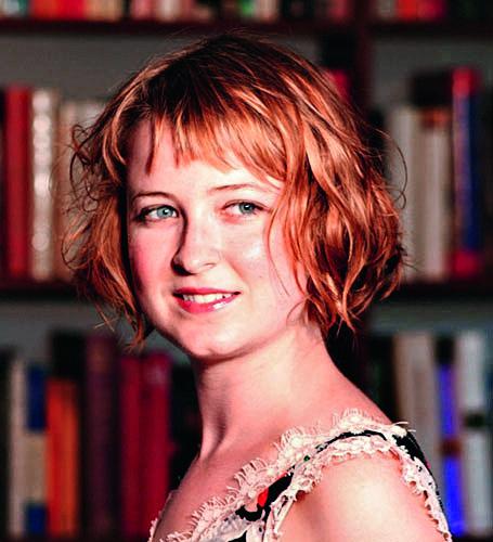 Dr Lili Wilkinson.