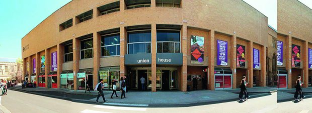 Union House as it stands today