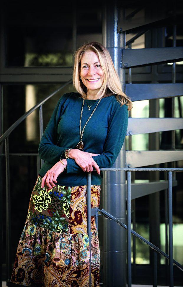 Rebecca Hossack