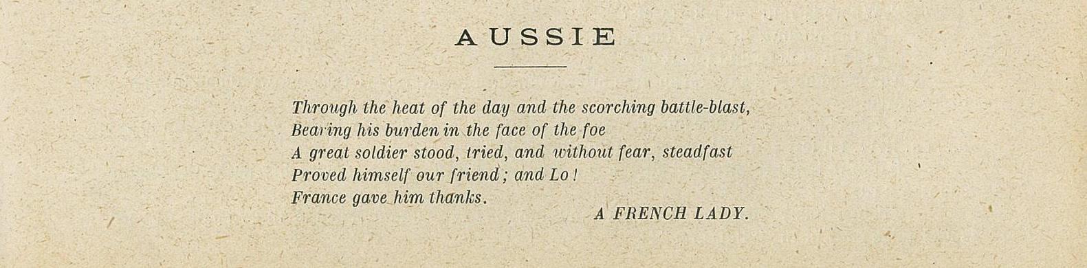 Aussie, The Derniere Heure