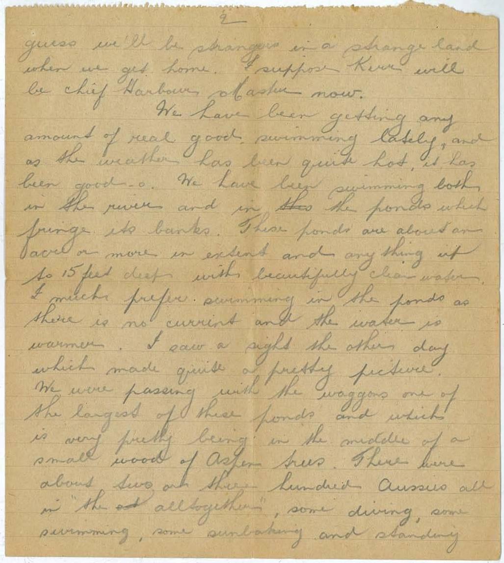 EJ Batten letter