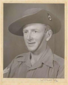 Fred Kitching, c1914