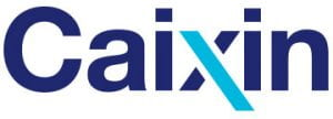 Caixin logo