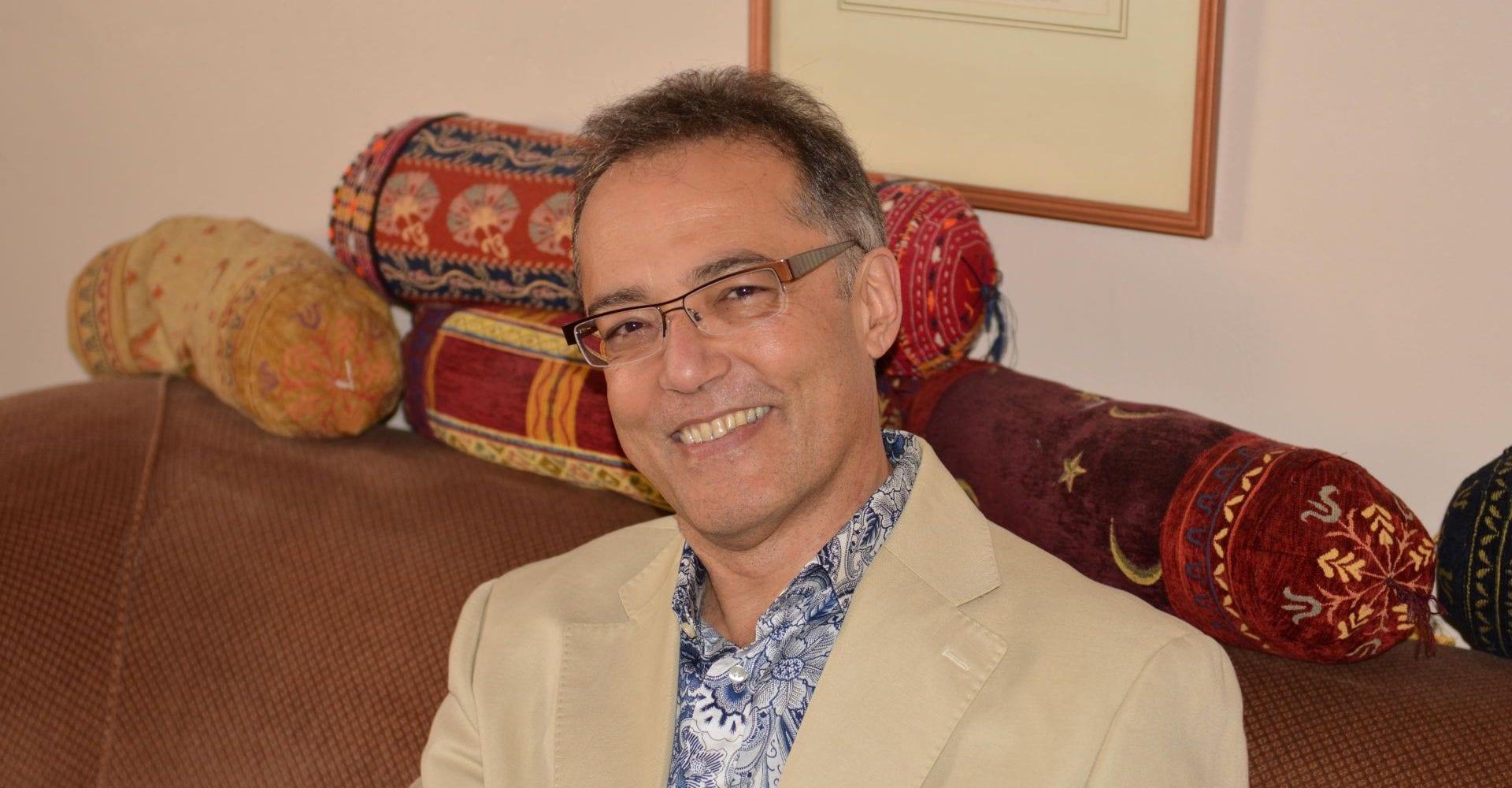 Antonio Sagona, 2011. Photograph © Claudia Sagona