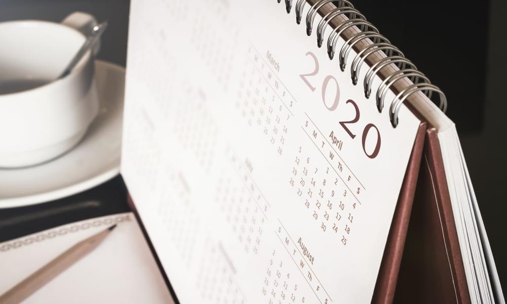 SEFS webinars calendar 2020