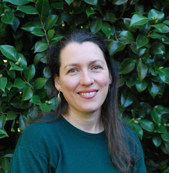 PhD student Zoe Metherell