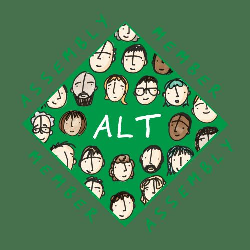 ALT Assembly Member Badge
