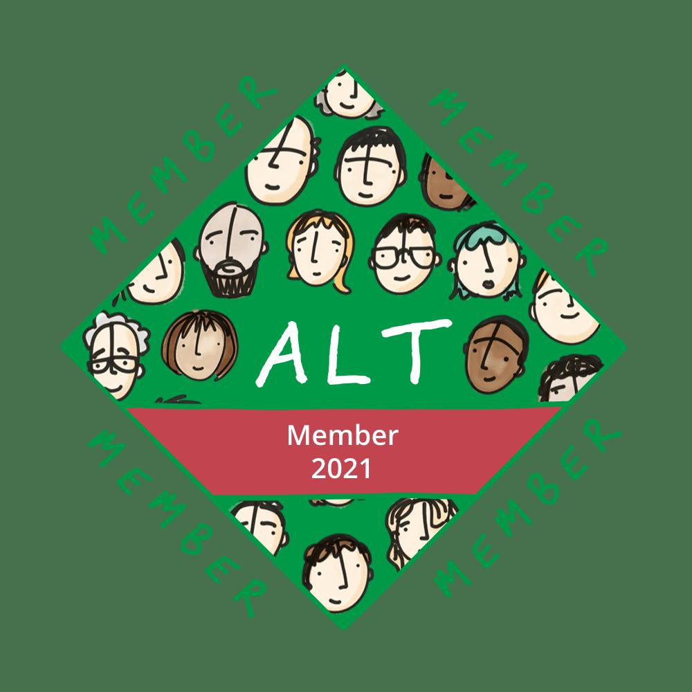 ALT Member Open Badge