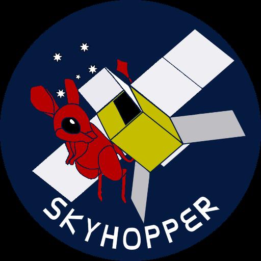 SkyHopper Logo