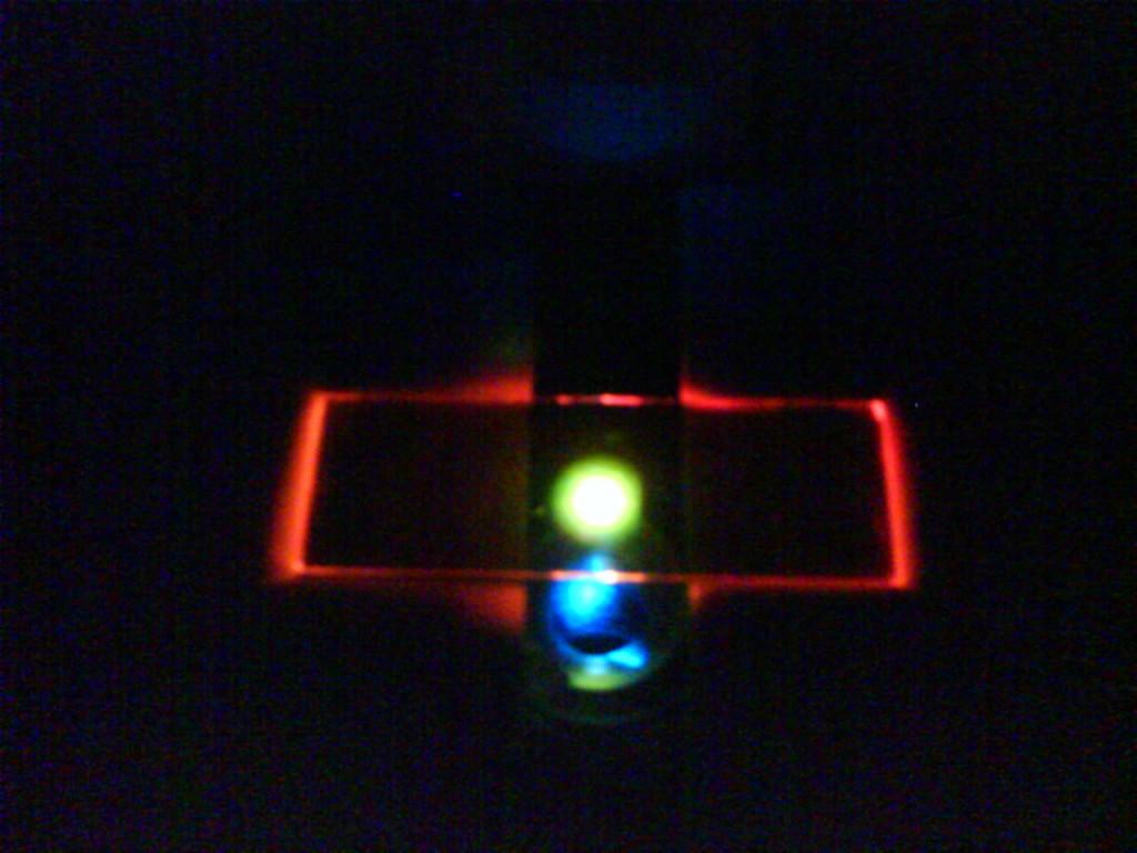 Microscope slide LSC