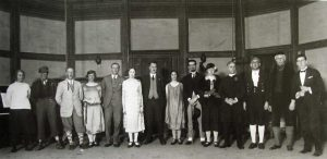 The Amazons 1925 Cast Photo