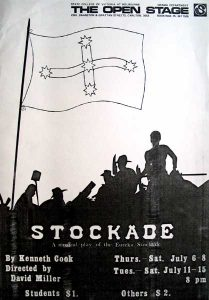 Stockade 1978 Poster