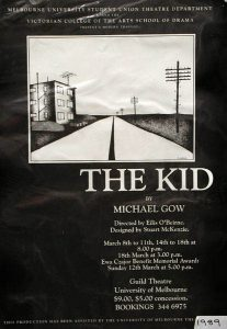 The Kid 1898 Poster