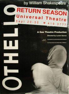 Othello (Return season) 1990 Poster
