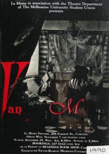 Van M 1990 Poster