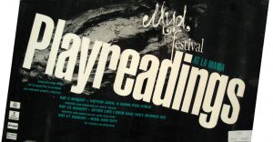 Playreadings 1991 Poster
