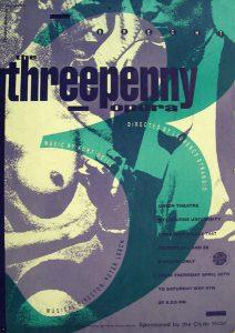 The Threepenny Opera 1992 Poster