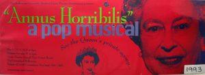 Annus Horribilus 1993 Poster
