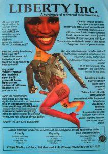 Monologues: Liberty 1993 Poster
