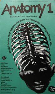 Anatomy 1 1993 Poster