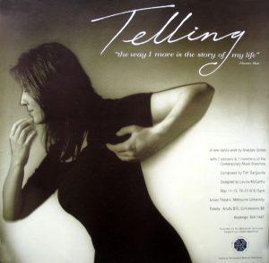 Telling 1995 Poster