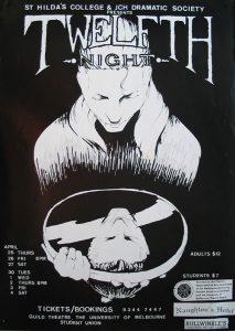 Twelfth Night 1996 Poster
