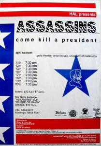 Assassins 1996 Poster