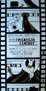 On the Twentieth Century 1996 Poster