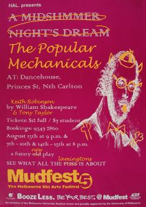 The Popular Mechanicals 1997 Poster