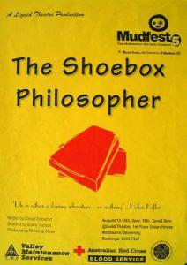 The Shoebox Philosopher 1997 Poster