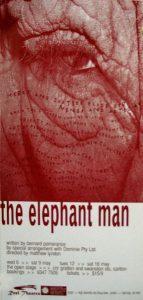 The Elephant Man 1998 Poster