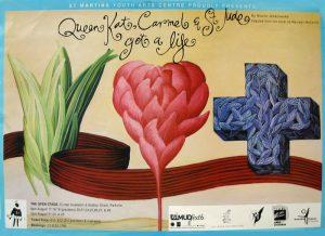 Queen Kat, Carmel & St Jude Get a Life 1999 Poster